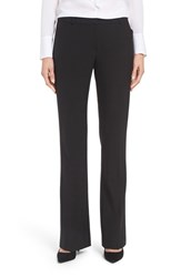 Kobi Halperin Women's 'Devon' Flare Leg Stretch Wool Pants
