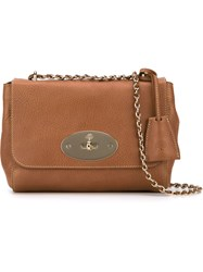 Mulberry 'Lily' Cross Body Bag Brown