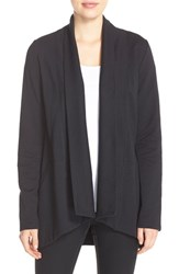 Women's Marc New York 'Luxe' French Terry Open Cardigan