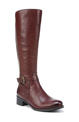 Naturalizer Women's 'Wynnie' Riding Boot Brown Leather