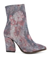 Free People Mystic Charms Bootie Red