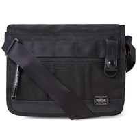 Porter Yoshida And Co. Heat Messenger Bag Black