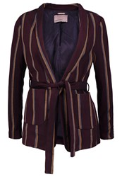 Vero Moda Vmaja Blazer Fired Brick Dark Red