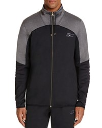 Under Armour Sc30 Super30nic Color Jacket Black Carbon Heather Steel