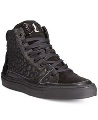 John Galliano High Top Sneakers Men's Shoes