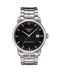 Tissot Powermatic 80 Watch 41Mm Black