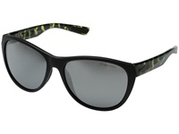 Nike Compel Matte Black Volt Tortoise Fashion Sunglasses