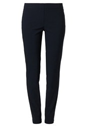 Anna Field Trousers Navy Blue