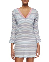Soft Joie Kirshna Striped Voile Tunic