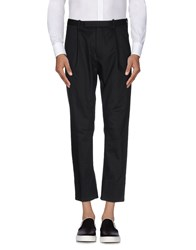 H Sio Trousers Casual Trousers Men Black