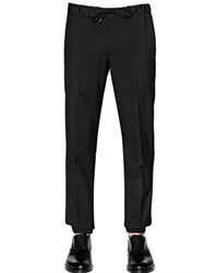 Z Zegna Natural Comfort Tropical Wool Pants
