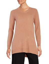 Eileen Fisher Long Sleeve Pullover Toffee Cream