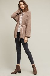 Anthropologie Vallon Cardigan Taupe