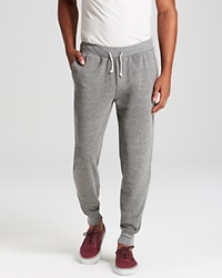 Alternative Apparel Alternative Fleece Jogger Sweatpants Eco Grey