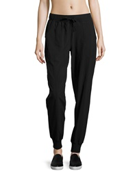 Marc Ny Performance Drawstring Jogger Performance Pants Black