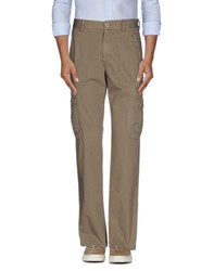 Woolrich Trousers Casual Trousers Men Khaki