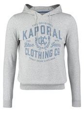 Kaporal Tiki Jumper Grey Melanged Mottled Grey