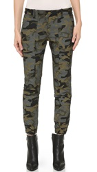 Veronica Beard Field Cargo Pants Camo