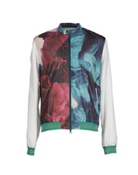 Fifteen And Half Coats And Jackets Jackets Men Turquoise