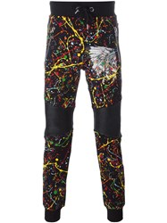 Philipp Plein 'Indian Way' Track Pants Black