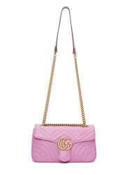 Gucci Marmont Crossbody Bag Pink