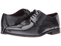 Ted Baker Aundre Grey Patent Leather Men's Shoes Gray
