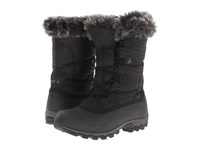 Kamik Momentum Black Women's Cold Weather Boots