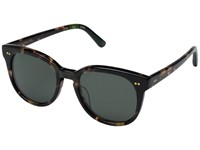 Toms Dodoma 201 Blonde Tortoise Fashion Sunglasses Brown