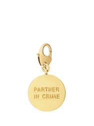 Kate Spade Partners In Crime Charm Gold