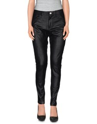 Couture Du Cuir Trousers Casual Trousers Women Black