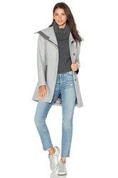 Soia And Kyo Jana Coat Gray