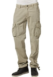 Alpha Industries Cargo Trousers Beige