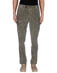 Icon Trousers Casual Trousers Men Military Green