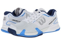 Wilson Rush Pro 2.0 Gray Neptune Women's Tennis Shoes White