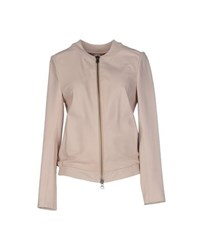 Muubaa Coats And Jackets Jackets Women Ivory
