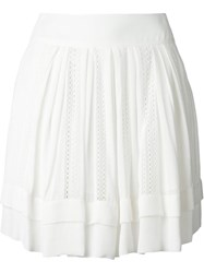 Iro 'Ginny' Skirt White