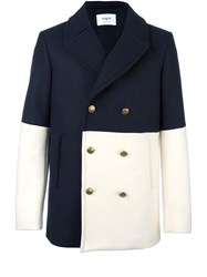 Ports 1961 Contrast Peacoat Blue