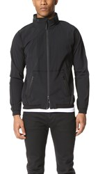 Reigning Champ Sea To Sky Stow Away Hood Jacket Black