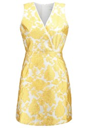 Reiss Tate Cocktail Dress Party Dress Daffodil Yellow