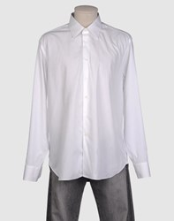 Bagutta Shirts Long Sleeve Shirts Men