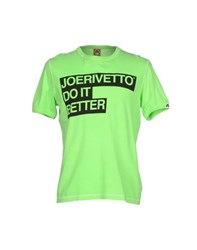 Joe Rivetto Topwear T Shirts Men