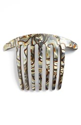 France Luxe French Twist Comb Brown Onyx