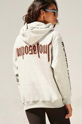 Forever 21 Purpose Tour Graphic Hoodie