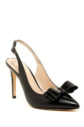 14Th And Union Patrice Slingback Pump Wide Width Available Black