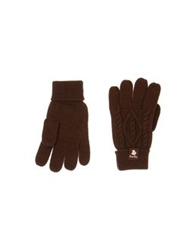 Duck Farm Gloves Dark Brown