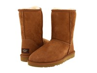 Ugg Classic Short Chestnut Women's Pull On Boots Brown