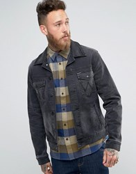 Wrangler Black Denim Jacket Black Jack