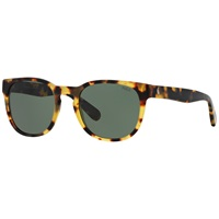 Polo Ralph Lauren Ph4099 Panthos Framed Sunglasses Tortoise Black