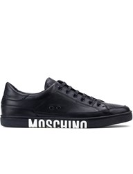 Moschino Side Low Top Sneakers