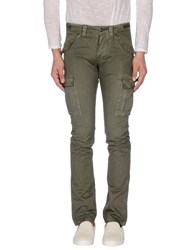Woolrich Trousers Casual Trousers Men Military Green